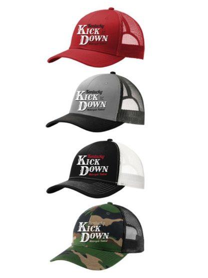 Kentucky Kickdown Trucker Hats