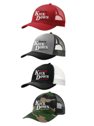 Kentucky Kickdown Trucker Hat